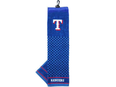 Texas Rangers Trifold Golf Towel