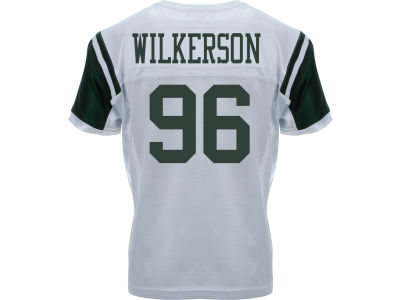 New York Jets Muhammad Wilkerson Nike NFL Men's Game Jersey