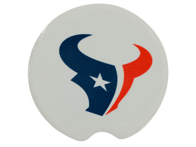 Houston Texans 2 Pack Car Coasters
