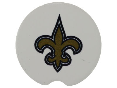 New Orleans Saints Memory Company 2 Pack Car Coasters