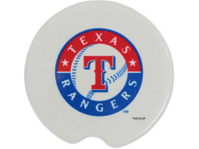 Texas Rangers 2 Pack Car Coasters