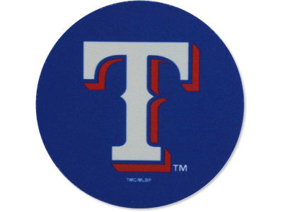 Texas Rangers 4-pack Neoprene Coaster Set
