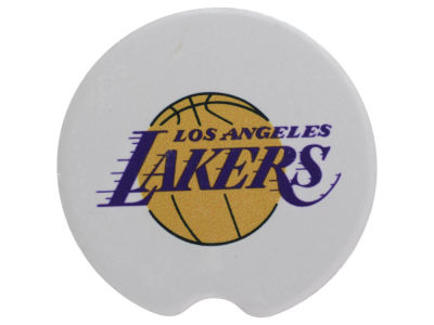 Los Angeles Lakers 2 Pack Car Coasters