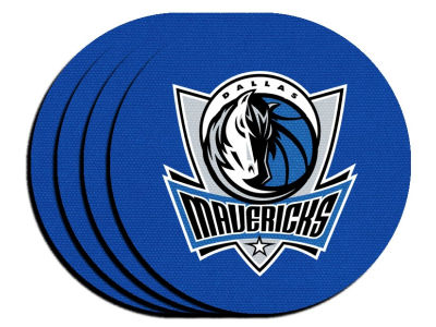 Dallas Mavericks 4-pack Neoprene Coaster Set