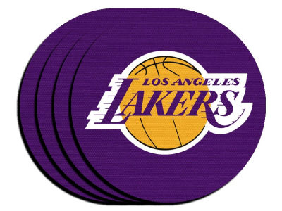 Los Angeles Lakers 4-pack Neoprene Coaster Set