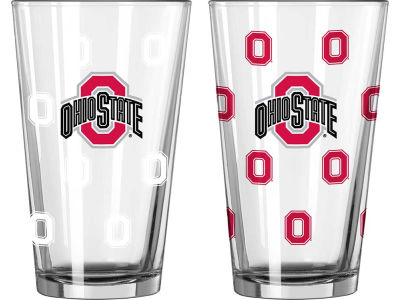 Ohio State Buckeyes 16oz Color Changing Pint Glass