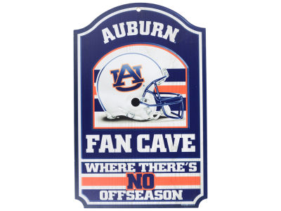 Auburn Tigers 11x17 Wood Sign