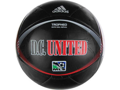 DC United MLS Tropheo Team Ball