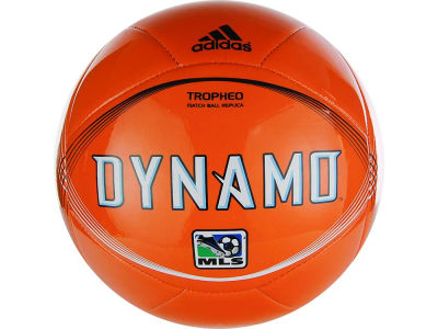 Houston Dynamo MLS Tropheo Team Ball