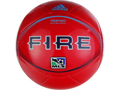 Chicago Fire MLS Tropheo Team Ball