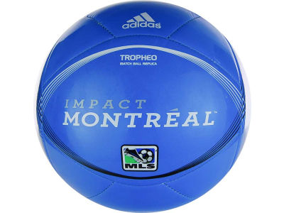 Montreal Impact MLS Tropheo Team Ball
