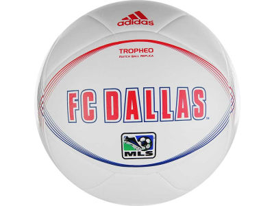FC Dallas MLS Tropheo Team Ball