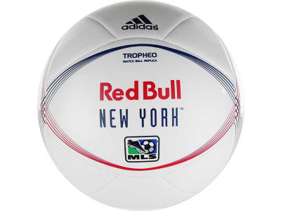 New York Red Bulls MLS Tropheo Team Ball