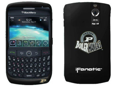 Purdue Boilermakers NCAA Blackberry Curve Case