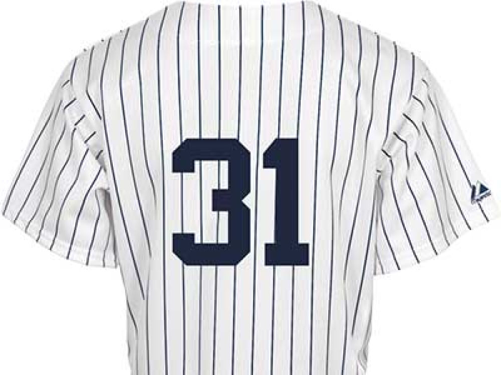 a2142357b New York Yankees Ichiro Suzuki Majestic MLB Youth Player Replica Jersey