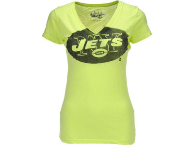 New York Jets NFL Womens Look at Me T-Shirt