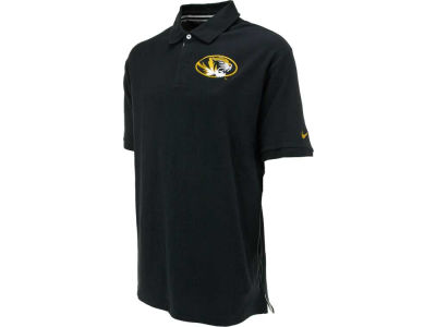 Missouri Tigers Nike NCAA NTS Pique Polo