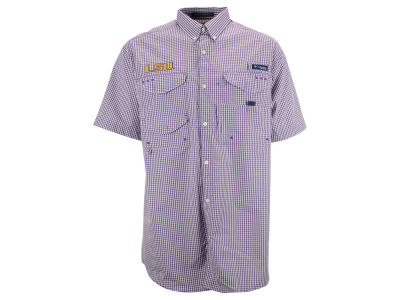 LSU Tigers Columbia NCAA Super Bonehead Shirt