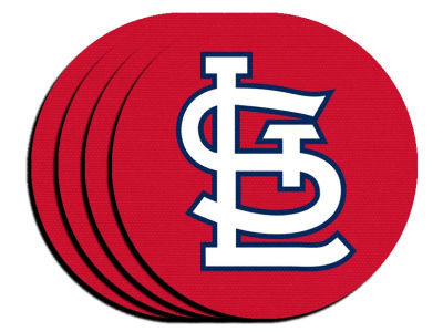 St. Louis Cardinals 4-pack Neoprene Coaster Set