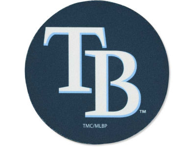 Tampa Bay Rays 4-pack Neoprene Coaster Set