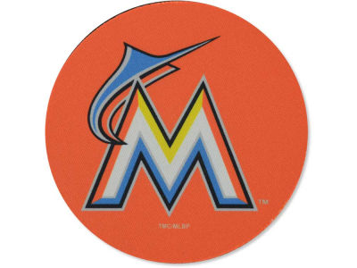 Miami Marlins 4-pack Neoprene Coaster Set