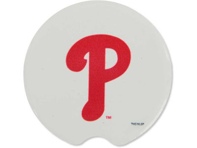 Philadelphia Phillies 2 Pack Car Coasters
