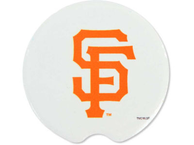 San Francisco Giants 2 Pack Car Coasters