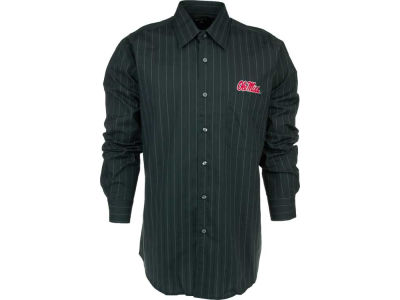 Ole Miss Rebels NCAA Insight Long Sleeve Button Down Shirt