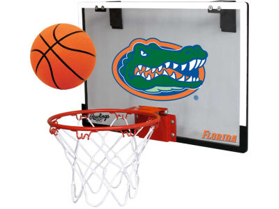 Florida Gators Game On Polycarb Hoop Set