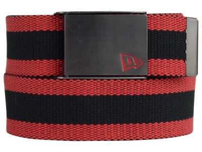 New Era Reversible Striped Belt