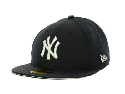 New York Yankees New Era MLB Low Profile AC Performance 59FIFTY Cap