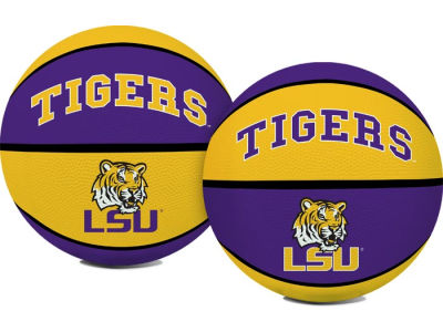 LSU Tigers Crossover Basketball