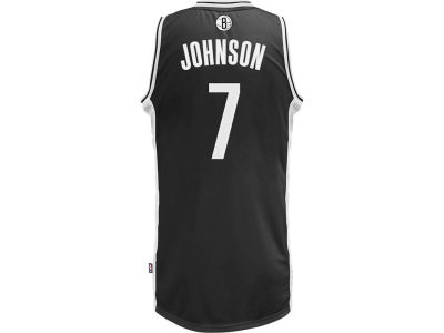 Brooklyn Nets Joe Johnson adidas NBA Revolution 30 Swingman Jersey