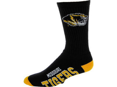 Missouri Tigers Deuce Crew 504 Socks