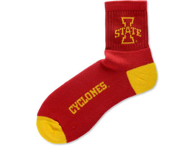 Iowa State Cyclones For Bare Feet Ankle TC 501 Socks