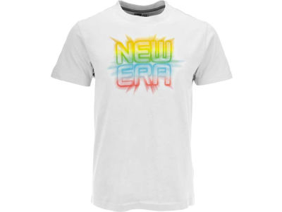 New Era Branded Lock Up Burst T-Shirt