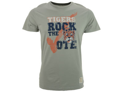 Auburn Tigers NCAA Rock The Vote T-Shirt 2012