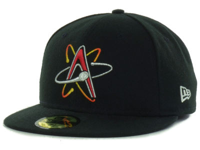 Albuquerque Isotopes New Era MiLB AC 59FIFTY Cap
