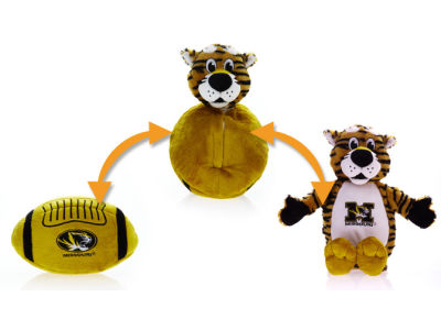 Missouri Tigers NCAA Flip Outs Plush