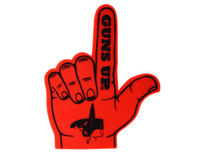 Texas Tech Red Raiders NCAA Foam Claw