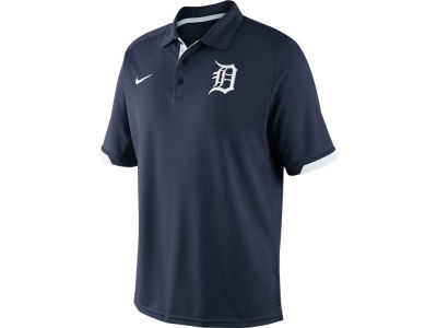 Detroit Tigers Nike MLB Men's AC Dri-Fit Training Polo Shirt