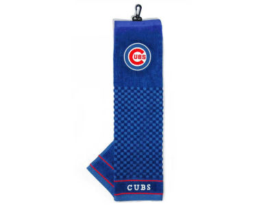 Chicago Cubs Trifold Golf Towel