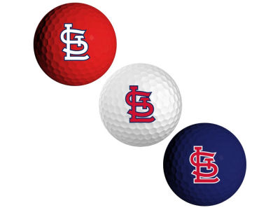 St. Louis Cardinals 3-pack Golf Ball Set