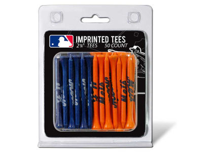 New York Mets 50pk Golf Tees