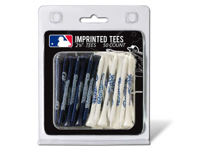 Milwaukee Brewers 50pk Golf Tees