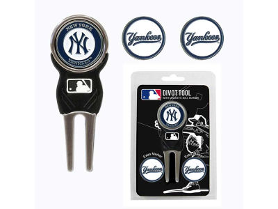 New York Yankees Divot Tool and Markers