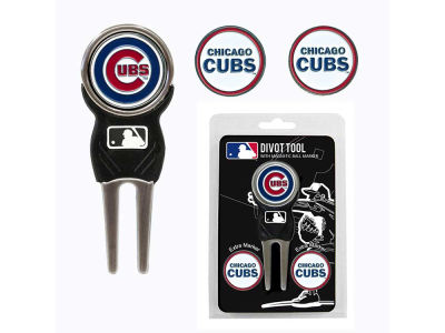 Chicago Cubs Divot Tool and Markers