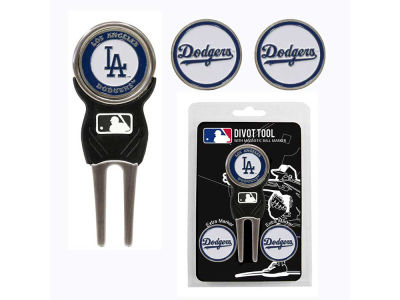 Los Angeles Dodgers Divot Tool and Markers