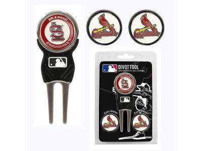 St. Louis Cardinals Divot Tool and Markers