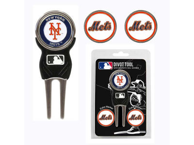 New York Mets Divot Tool and Markers